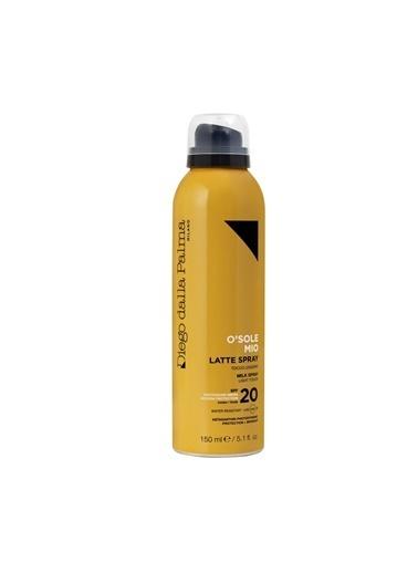 Diego Dalla Palma Diego Dalla Palma O'Solemio Latte Milk Spray Spf20 - Güneş Koruma Süt Sprey GKF20 150 Ml Renksiz